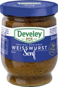 Develey Original Münchner Weißwurstsenf 250 ml