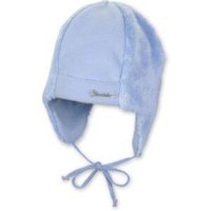 Baby Mütze zum Binden für Jungen L