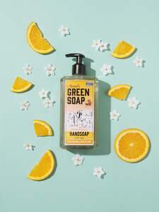 Marcel's Green Soap Handseife Orange & Jasmin