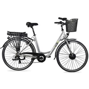 LLobe SilverLine Alu Elektro City Bike 28 Zoll