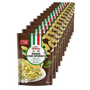 Mondo Italiano Pasta Con Spinaci  170 g, 12er Pack