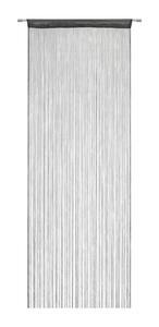 Fadenstore Franz in Schwarz ca. 90x245cm
