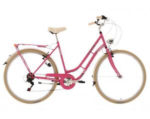 KS Cycling Damenfahrrad Cityrad 6-Gänge Casino 28 Zoll