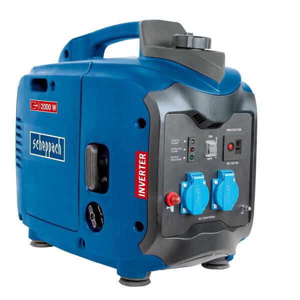 Scheppach Inverter-Stromerzeuger 'SG 2000' 2000 W