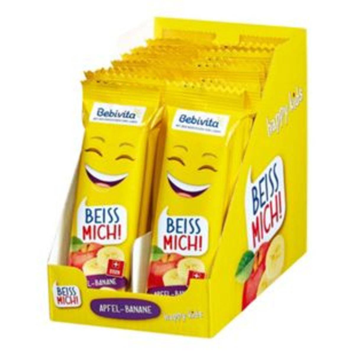 Bild 2 von Bebivita Früchte Riegel Apfel Banane 25 g, 20er Pack