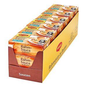 Maggi Rahmsauce zu Braten ergibt 500 ml, 18er Pack