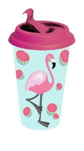 Becher To Go 'Flamingo'