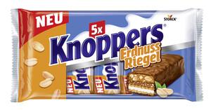 Knoppers Erdnuss Riegel 5x 40 g