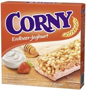 Corny Erdbeer-Joghurt Riegel 6x 25 g