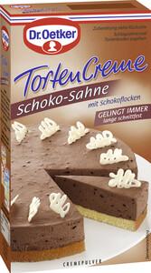 Dr.Oetker Tortencremepulver Schoko-Sahne 170 g