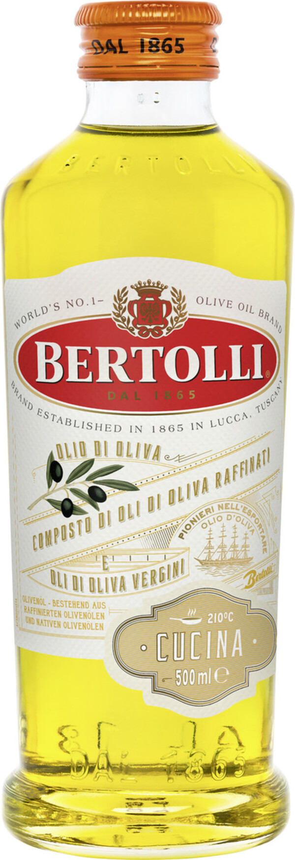 Bertolli Olivenöl 500 ml