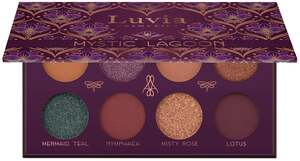 Luvia Cosmetics Lidschattenpalette Mystic Lagoon