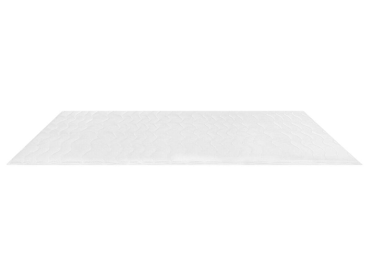 Bild 3 von MERADISO® Matratzenaulage, 140 x 200 cm, mit Eckgummis, Oberseite aus Jersey-Doppeltuch