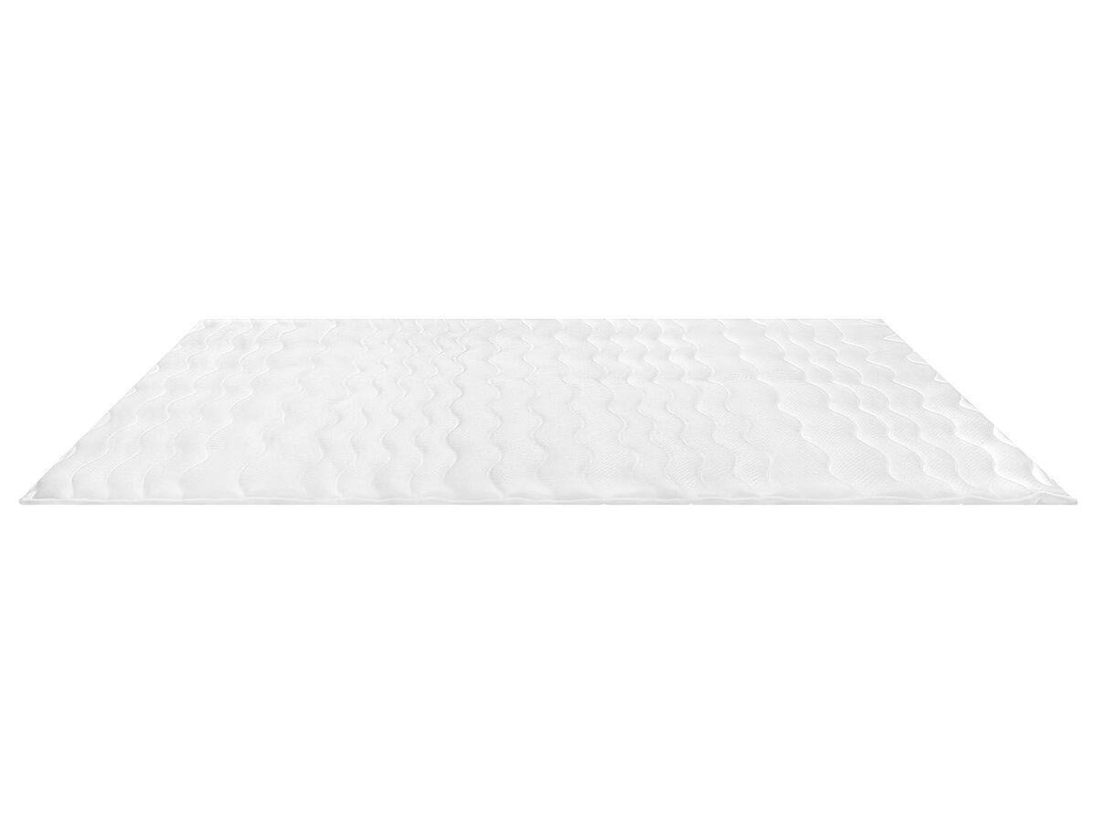 Bild 2 von MERADISO® Matratzenaulage, 180 x 200 cm, mit Eckgummis, Oberseite aus Jersey-Doppeltuch