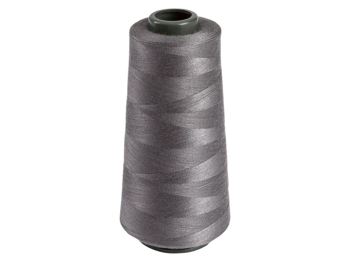 Bild 10 von CRELANDO® Nähgarn, 4er Set, Overlock, 2-fädig, 1,2 D Faserstärke