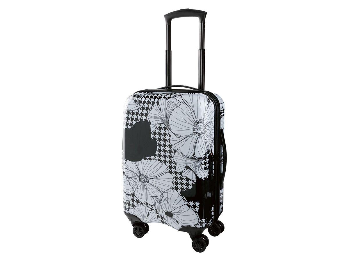 Bild 2 von TOPMOVE® Handgepäckkoffer, 30 l Fassungsvermögen, mit 4 Rollen, ABS-Polycarbonat-Gehäuse