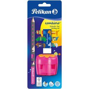 Pelikan - Schreiblernset Combio - blau oder rosa