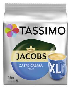 Tassimo Jacobs Caffè Crema mild XL 16x 8 g