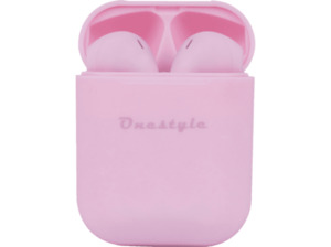 CORN TECHNOLOGY Onestyle TWS-BT-V10, In-ear Headset Bluetooth Pink