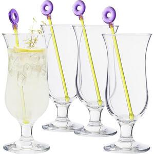 Leonardo Cocktailglas-set 8-teilig  , 069210 , Transparent , Glas , 330 ml , 17.10x20.20x17.10 cm , klar , 0038131536