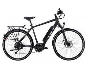 Adore Alu E-Trekking Bike Palermo Herren 28 250 Watt 36V