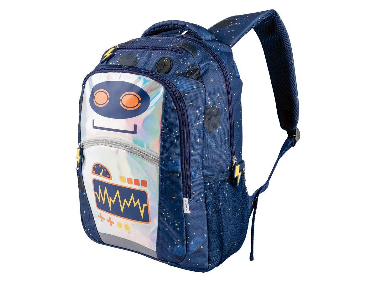 Bild 2 von TOPMOVE® Kinder Rucksack, 460 g, 16 L Fassungsvermögen, atmungsaktiv