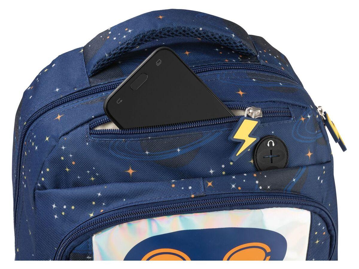 Bild 5 von TOPMOVE® Kinder Rucksack, 460 g, 16 L Fassungsvermögen, atmungsaktiv
