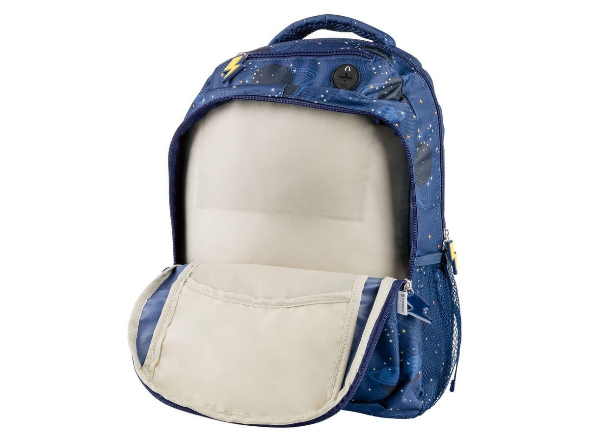 Bild 6 von TOPMOVE® Kinder Rucksack, 460 g, 16 L Fassungsvermögen, atmungsaktiv