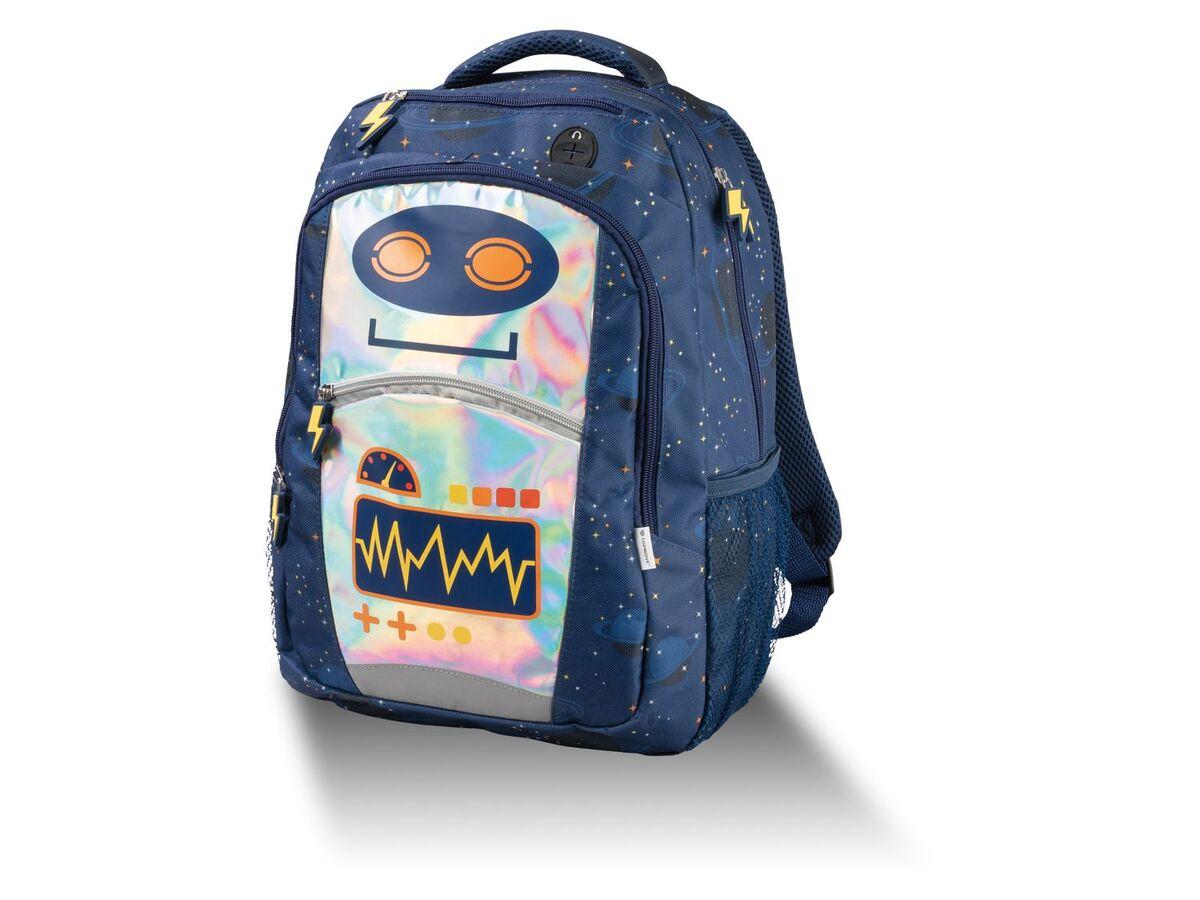Bild 7 von TOPMOVE® Kinder Rucksack, 460 g, 16 L Fassungsvermögen, atmungsaktiv