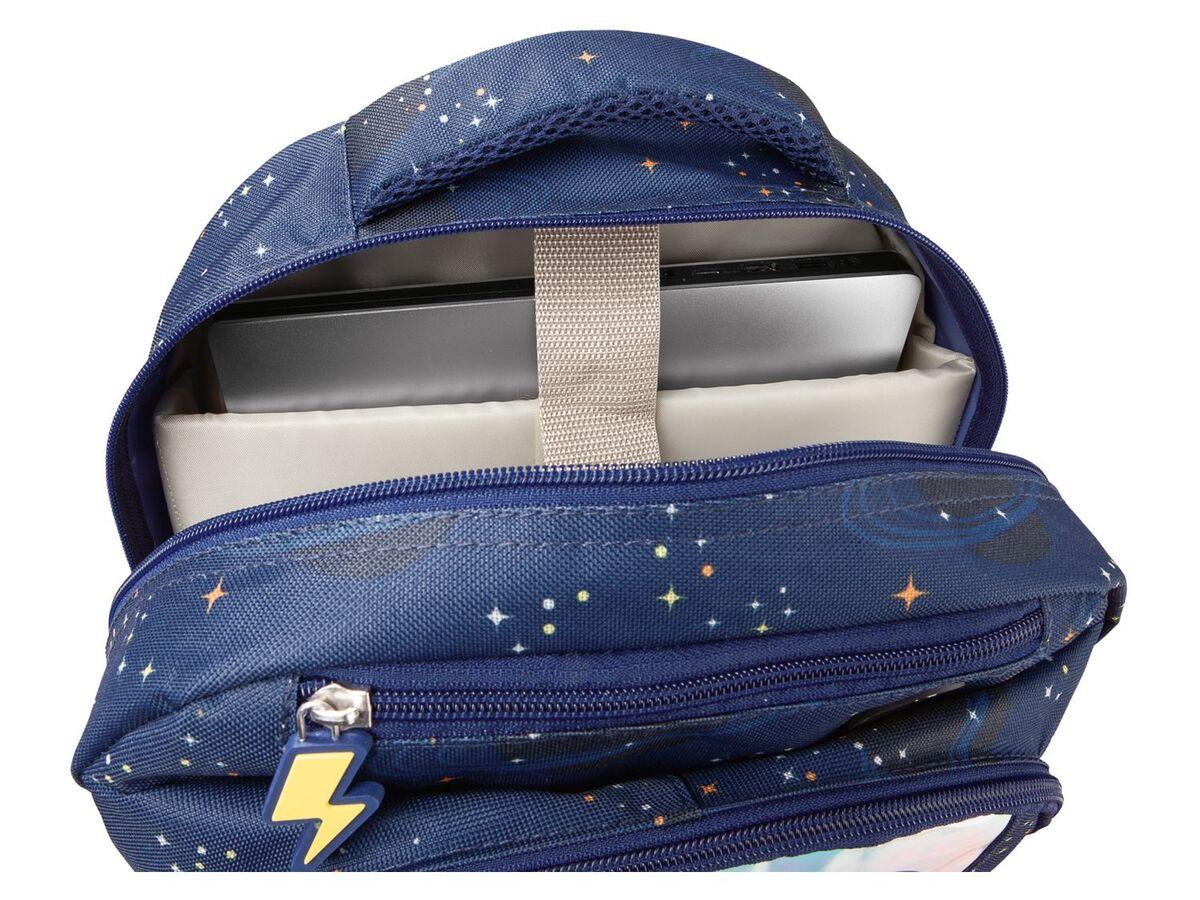 Bild 9 von TOPMOVE® Kinder Rucksack, 460 g, 16 L Fassungsvermögen, atmungsaktiv