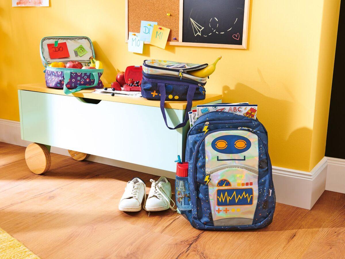 Bild 10 von TOPMOVE® Kinder Rucksack, 460 g, 16 L Fassungsvermögen, atmungsaktiv