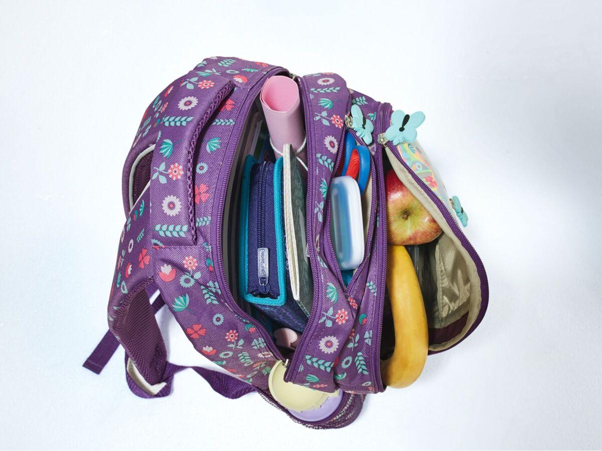 Bild 14 von TOPMOVE® Kinder Rucksack, 460 g, 16 L Fassungsvermögen, atmungsaktiv
