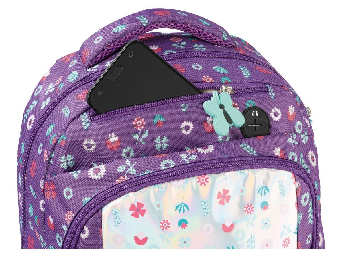 Bild 16 von TOPMOVE® Kinder Rucksack, 460 g, 16 L Fassungsvermögen, atmungsaktiv