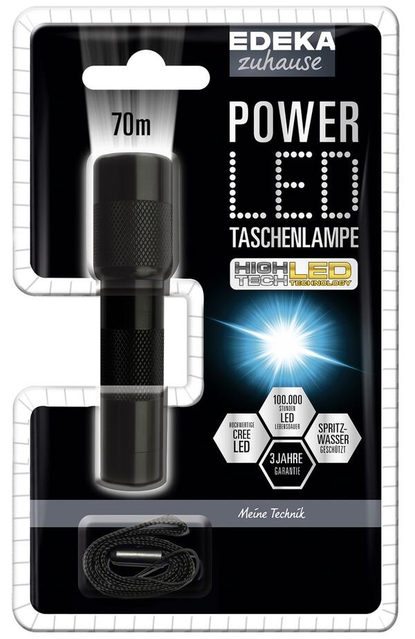 EDEKA zuhause LED-Taschenlampe klein