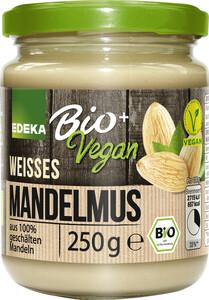 Edeka Bio+Vegan Weisses Mandelmus 250 g