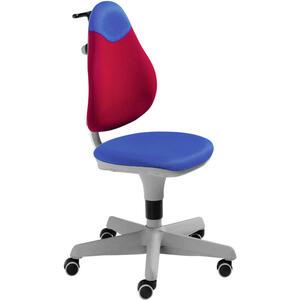 Paidi Jugenddrehstuhl netz blau, rot  , Pepe , Kunststoff , 63x86-102x53 cm , Netz , Stoffauswahl , 000345023602