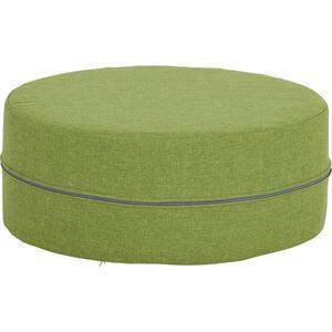 Carryhome Hocker grün  , Deconstructed , Textil , 50x20x50 cm , stapelbar , 001658000805