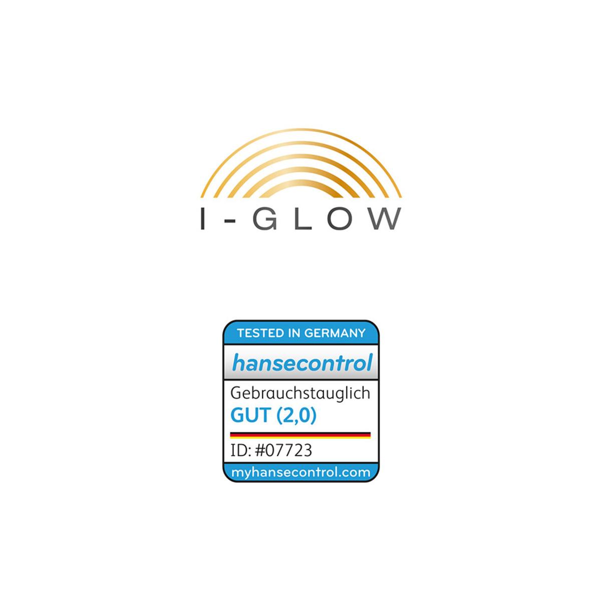 Bild 3 von I-Glow LED-Solar-Erdmännchen mit Fernglas