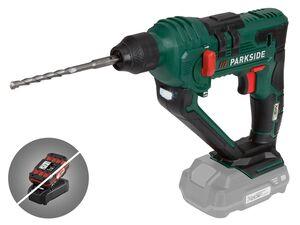 PARKSIDE® Akku-Bohrhammer »PABH 20-Li B2«, ohne Akku und Ladegerät