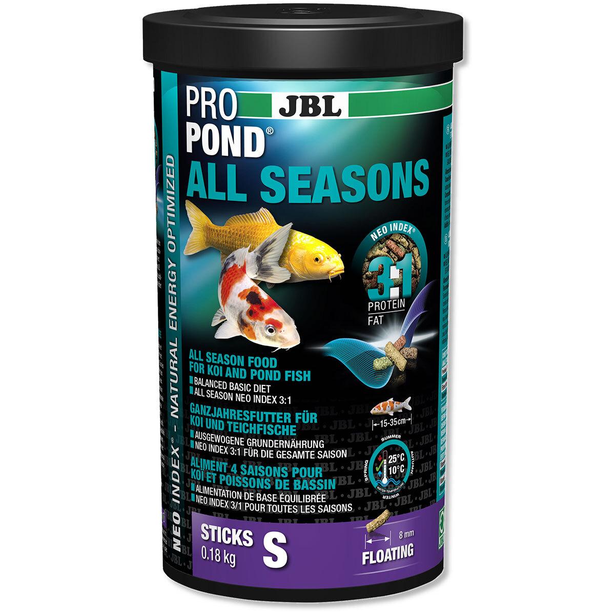 Bild 6 von JBL ProPond Ganzjahresfutter für Koi und Teichfische