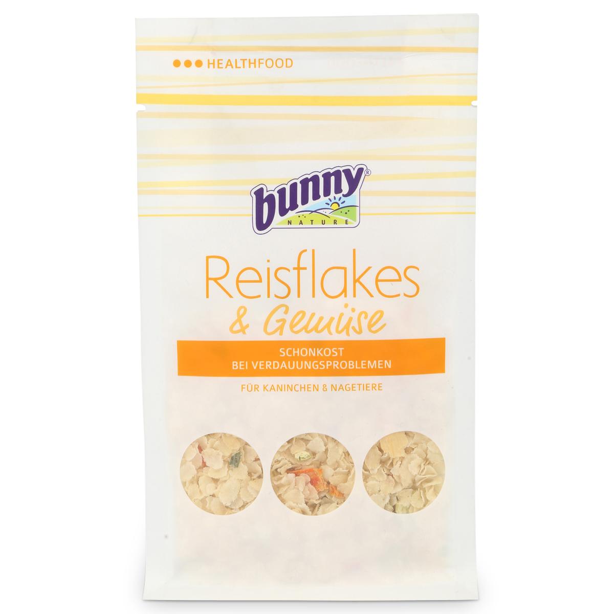 Bild 1 von Bunny Reisflakes mit Gemüse 80g