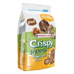 Versele Laga Crispy Muesli - Hamsters & Co 1kg