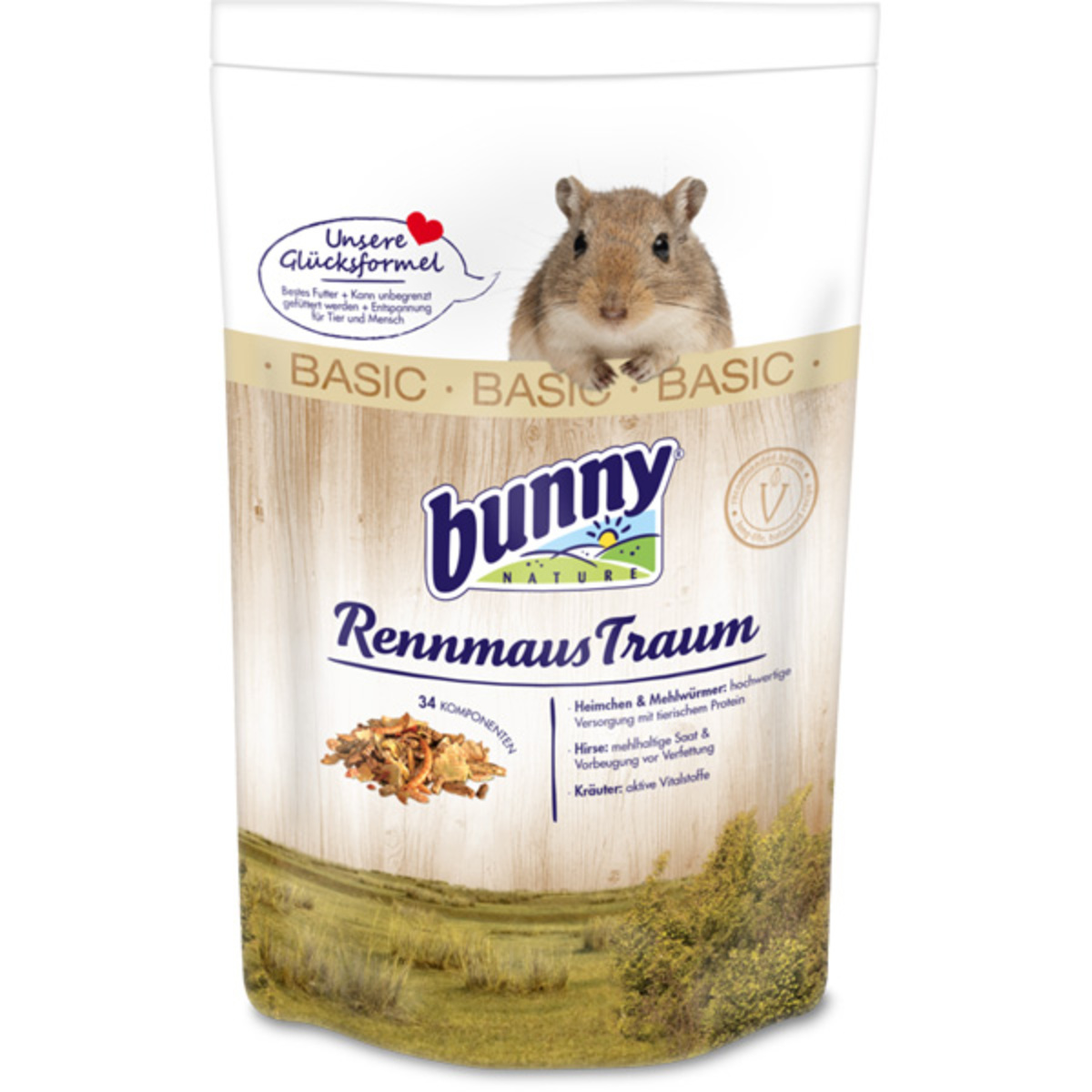 Bild 1 von Bunny RennmausTraum basic 4kg