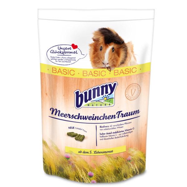 Bunny MeerschweinchenTraum Basic 4kg