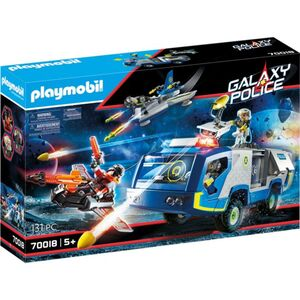 Playmobil® 70018 - Galaxy Police-Truck - Playmobil® Galaxy Police