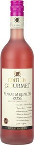 Württembergische WZG Edition Gourmet Pinot Meunier Rosé 2018 0,75 ltr