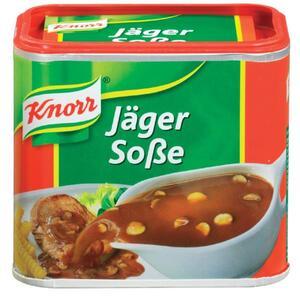 Knorr Jägersoße in der Dose 184 g