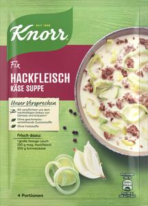 Knorr Fix Hackfleisch Käse-Suppe 58 g