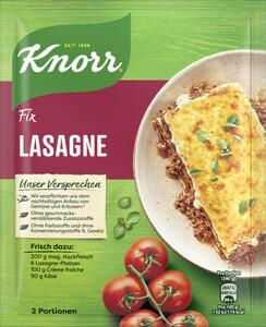 Knorr Fix Lasagne 52 g