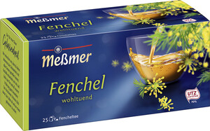 Meßmer Tee Fenchel 25x 3 g